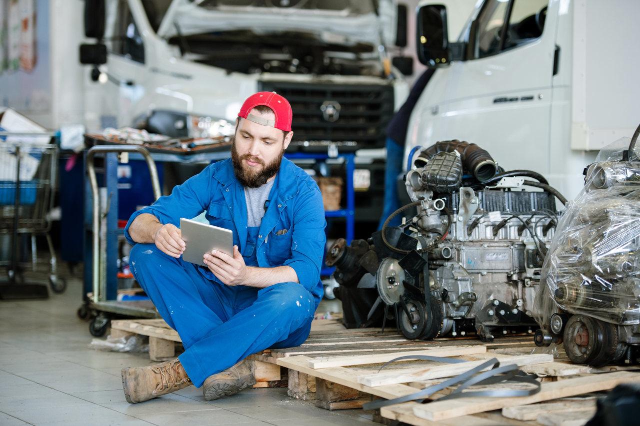 ¿Qué es el mantenimiento integral de flotas?